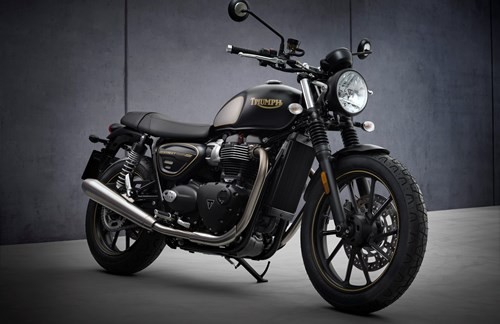 STREET TWIN GOLD LINE LIMITED EDITION 2021 - 4/6