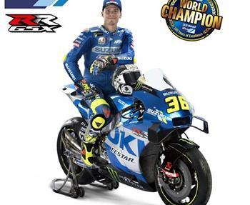 Die Suzuki Motor Corporation stellte kürzlich ihre Kampagne zur FIM MotoGP™ Weltmeisterschaft 2021 vor und enthüllte die ... Weiter >>