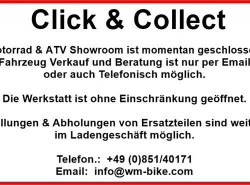 NEWS Click&Collect
