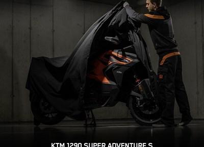 NEWS Unboxing Days der KTM 1290 Super Adventure S/R 2021 bei KTM Walzer
