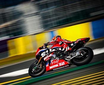 Vergangenes Wochenende drehten Gregg Black und Kazuki Watanbe vom Yoshimura SERT Motul Team in Le Mans die ersten Testrunden der S... Weiter >>