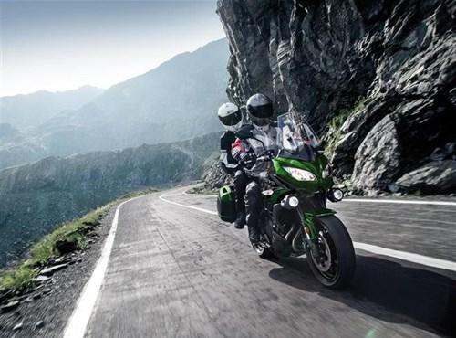 Kawasaki añade 2 nuevas versiones para la aventurera Versys 650