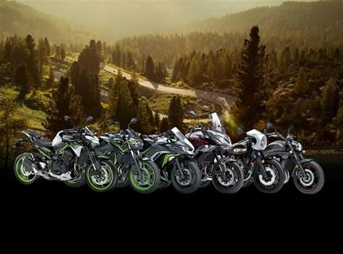 Kawasaki 35 kW Modelle für den perfekten Start