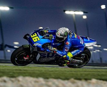 Dieses Wochenende ist es soweit: Das erste Rennen der MotoGP-Saison geht am 28. März auf dem Losail International Circuit in Katar... Weiter >>