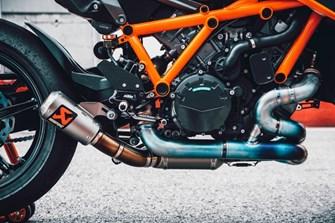 Bild zum Bericht: KTM 1290 Super Duke R ab 2020 fit for Racing by MB Bike Performance
