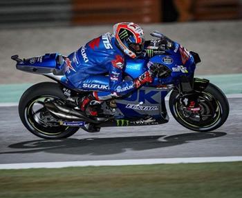 Alex Rins und Joan Mir sind bereit für die nächste Runde der FIM MotoGP-WM 2021, den Grand Prix von Doha. Nachdem die Suzuki ECSTA... Weiter >>