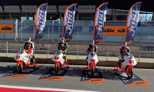 Vorstellung Teamfahrer Austrian Junior Cup