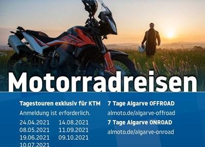 NEWS KTM Touren 2021
