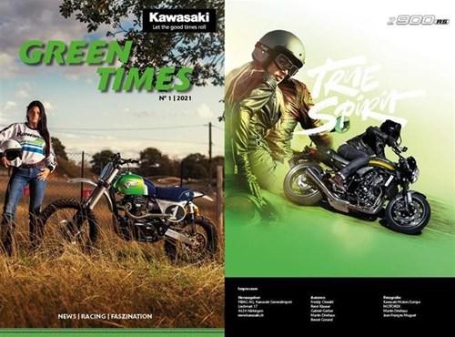 Die neue Green Times ist da!