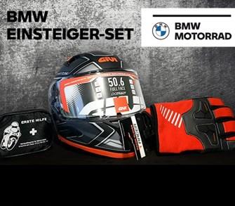 LIETZ-Einsteigerpaket GRATIS* zu BMW G 310 R + 310 GS