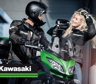 Kawasaki Testtag 12. Juni, ÖAMTC Fahrtechnik Marchtrenk