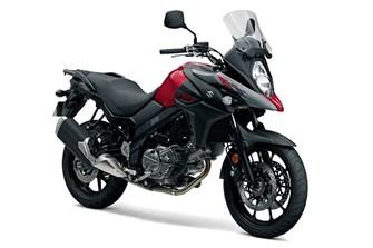 NEWS Suzuki V-Strom 650 (2021)