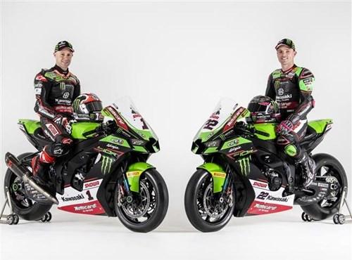 Kawasaki Racing Team Präsentation 2021