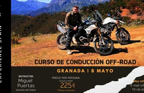 I CURSO DE CONDUCCIÓN OFF ROAD