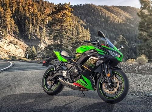 Descuentos Kawasaki de esta primavera, ¡renueva tu moto!