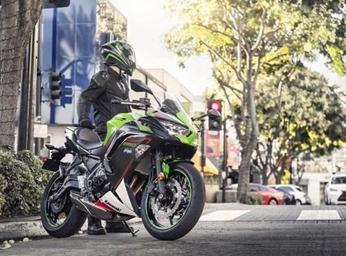 10 claves de la excelencia de la Kawasaki Ninja 650