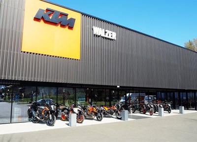 NEWS Demobikes von KTM Walzer