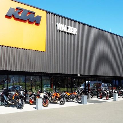 Demobikes von KTM Walzer  Die neuesten KTM Demobikes stehen ab sofort bei KTM Walzer zur Probefahrt oder Vermietung bereit! KTM Walzer freut sich auf eu... Weiter >>