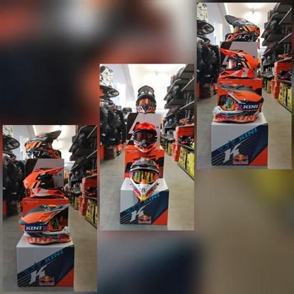 KTM Motocrosshelme in verschiedenen Designs!  KTM Motocrosshelme in verschiedenen Designs!