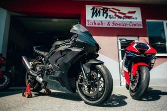 Bild zum Bericht: Honda CBR 1000RR-R von 1000PS.at: Erste Fotos versprechen einiges!