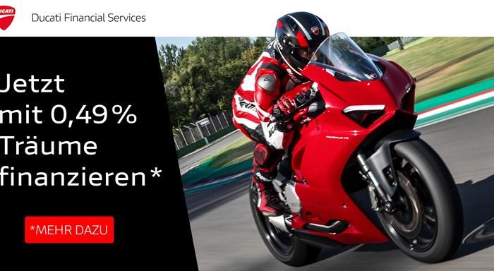 Die neue Ducati Monster jetzt im Haus!