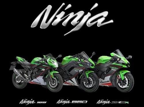 La familia Ninja se viste de gala: KRT Edition