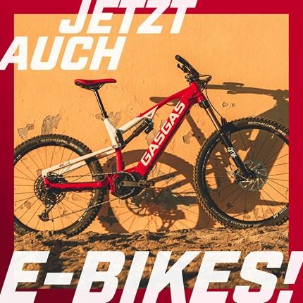 GASGAS E-BIKES  jetzt auch bei uns Am Pfaffenfleck in Bayreuth, die neuen GASGAS E-BIKES .... Weiter >>