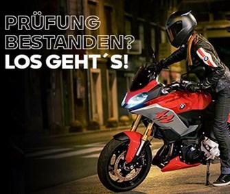 NEWS LIETZ-Starthilfe für Dein erstes BMW Motorrad!