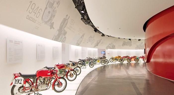 Borgo Panigale Experience: Das Ducati Museum wird am 21. Mai wiedereröffnet