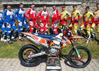 NEWS Die KTM und GASGAS Walzer Teamfahrer sind bereit!
