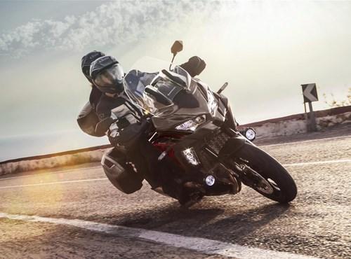 Die neue Kawasaki Versys 1000S ist da!