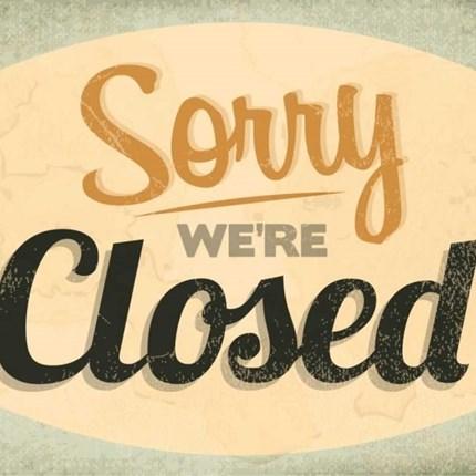 Freitag den 04.06.2021 geschlossen  Wir haben am Freitag den 4.6.2021 geschlossen, ab Montag den 7.6.2021 sind wir wieder für euch da.