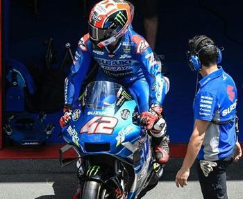 Am Sonntag, den 6. Juni wird in Barcelona die 7. Runde der MotoGP-WM gefahren. Das Suzuki ECSTAR Team wird mit nur einem ... Weiter >>
