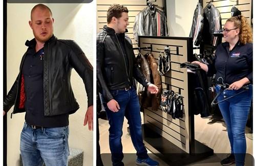 Bekleidung kaufen bei Triumph Allgäu! :)