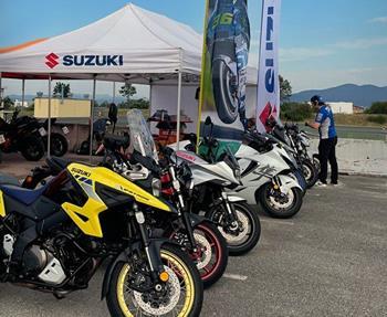 Großer Andrang bei Suzuki: Vergangenes Wochenende starteten auf dem ÖAMTC Testgelände in Teesdorf die Motorradtesttage 2021 ... Weiter >>