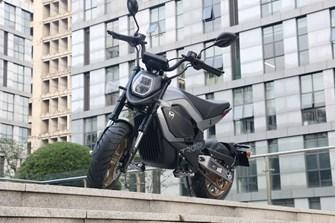 Neu bei uns: Tromox Elektro Mini Bike Motorrad 45 kmh