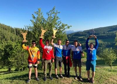NEWS Walzer Teamfahrer gewinnen ALLE drei Klassen des Auftaktrennens zur österreichischen Enduro Staatsmeisterschaft in Guttaring!