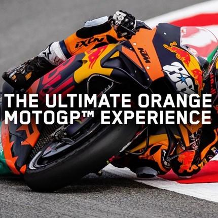 MotoGP Tickets sichern!  KTM IST BEREIT, DIE MOTOGP™ FANS WIEDER AM RED BULL RING WILLKOMMEN ZU HEISSEN! Was gibt es Besseres? Nicht ein, sondern gleich... Weiter >>
