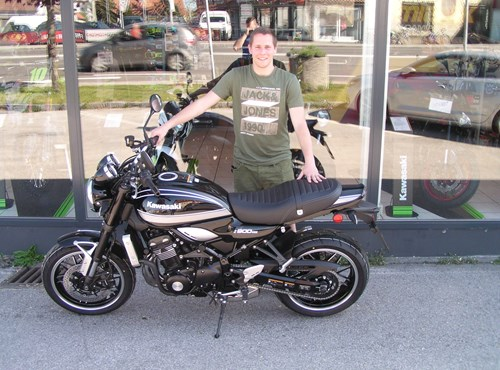 Motorradfahren ist die wildeste Spielart einer friedlichen Seele.