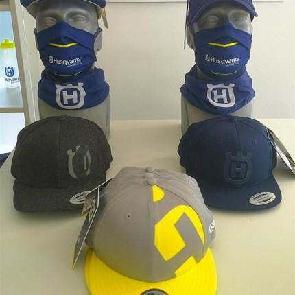 HUSKY Caps & Masken !!  HUSKY Caps & Masken !!