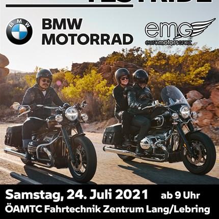EMG News BMW R18 TESTRIDE - 24.07.2021