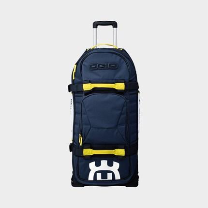 HUSKY TRAVEL BAG - Bereit für deinen Urlaub?  TRAVEL BAG 9800     - IFOM-Konstruktion (integrierter Schaum) für besseren Ausrüstungsschutz     - Weite Öffnung für ... Weiter >>