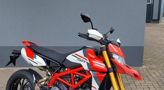 Ducati Hypermotard 950 SP, Modell 2022