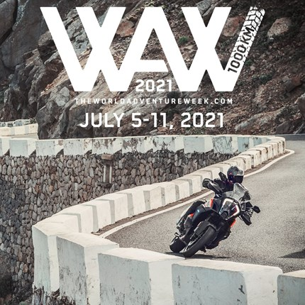 WORLD ADVENTURE WEEK TEIL UND GEWINNE EINE NEUE KTM 1290 SUPER ADVENTURE S    WORLD ADVENTURE WEEK TEIL UND GEWINNE EINE NEUE KTM 1290 SUPER ADVENTURE S   Sieben Tage, sieben einzigartige ... Weiter >>