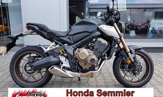 Honda Semmler - CB650R wieder da !