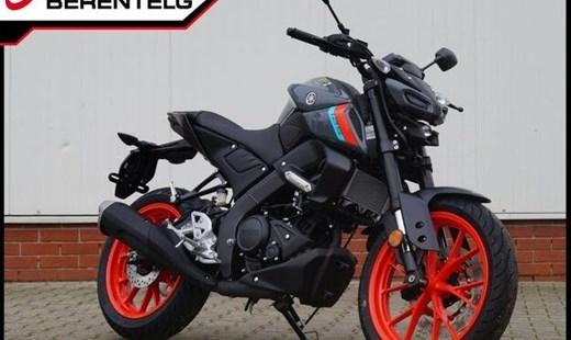 Yamaha 125ccm