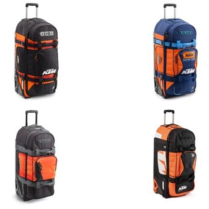 KTM TRAVEL BAGS bei uns im Shop verfügbar !  KTM TRAVEL BAGS hier shoppen !