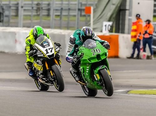 Geenen News Letzter Testlauf am Nürburgring