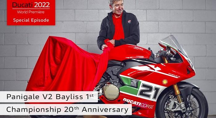 JETZT NEU !  -  Ducati Panigale V2 Bayliss Edition
