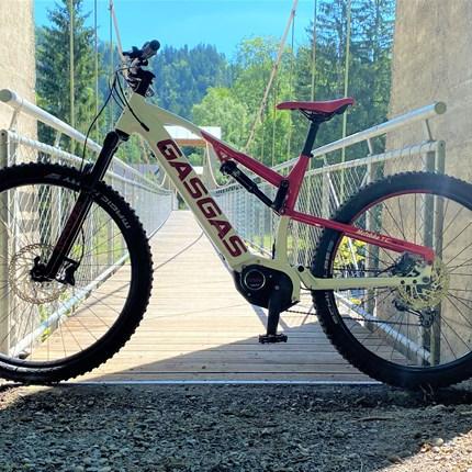 Gib Gas mit GASGAS!  E-Bikes hier auswählen !E-Bikes hier auswählen !